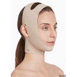 """VOE """"naadloze"""" gezichtsband voor een hoog draagcomfort"""
